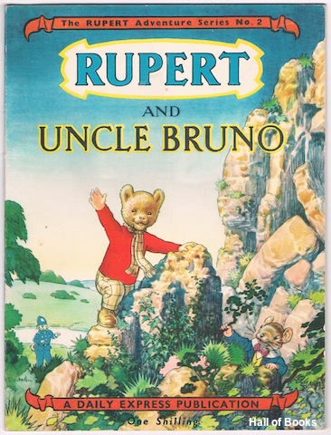 Image for Rupert And Uncle Bruno: The Rupert Adventure Series No.2