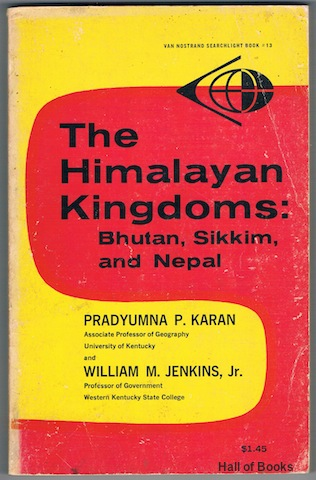"Image for ""The Himalayan Kingdoms: Bhutan, Sikkim And Nepal"""
