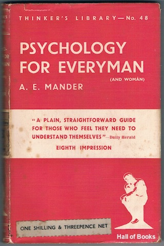 Image for Psychology For Everyman (And Woman) (The Thinker's Library)