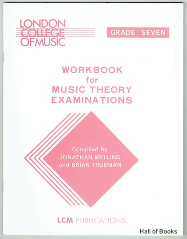 Image for Workbook For Music Theory Examinations: Grade Seven