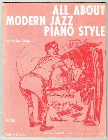 Image for All About The Modern Jazz Piano Style