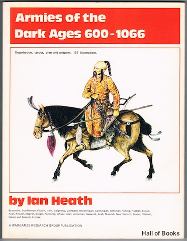 Image for Armies Of The Dark ages 600-1066