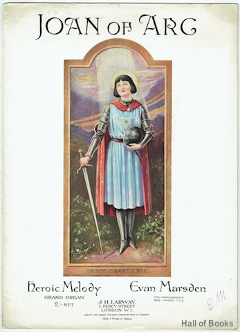 Image for Joan Of Arc: Heroic Melody For Grand Organ