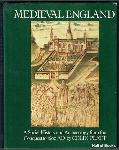 Image for Medieval England: A social history and archaeology from the Conquest to 1600 A.D.