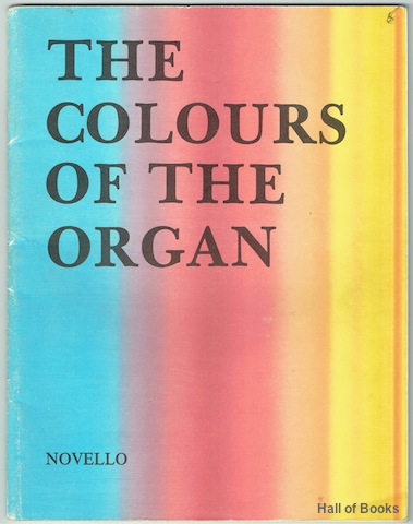 Image for The Colours Of The Organ