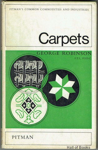 Image for Carpets (Pitman's Common Commodities And Industries)