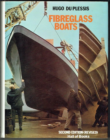 "Image for ""Fibreglass Boats: Fitting Out, Maintenance And Repair"""
