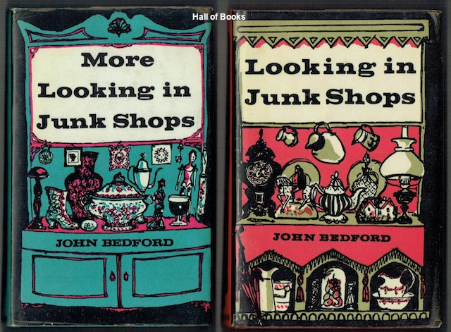 Image for Looking In Junk Shops and More Looking In Junk Shops