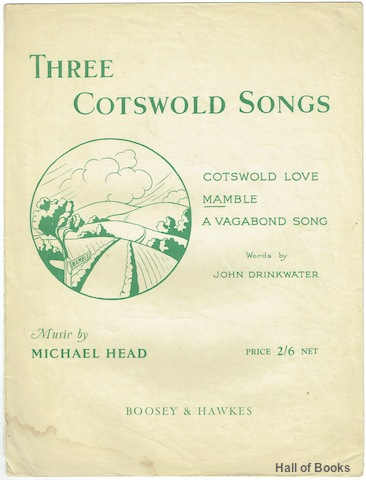 Image for Three Cotswold Songs: Mamble