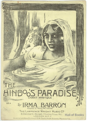 Image for The Hindoo's Paradise: Chant Mystique