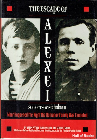 "Image for ""The Escape Of Alexei, Son Of Tsar Nicholas II: What Happened The Night The Romanov Family Was Executed"""