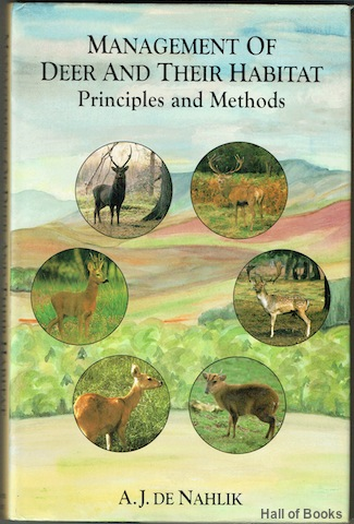 Image for Management Of Deer And Their Habitat: Principles and Methods