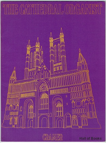 Image for The Cathedral Organist 1977-1978
