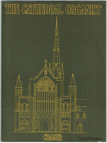Image for The Cathedral Organist 1975-1976