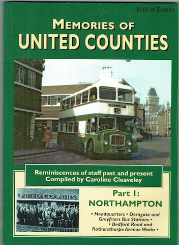 Image for Memories Of United Counties Part 1: Northampton