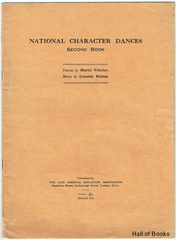 Image for National Character Dances: Second Book
