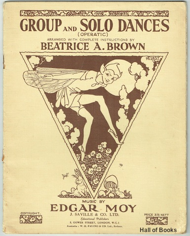 Image for Group And Solo Dances (Operatic)