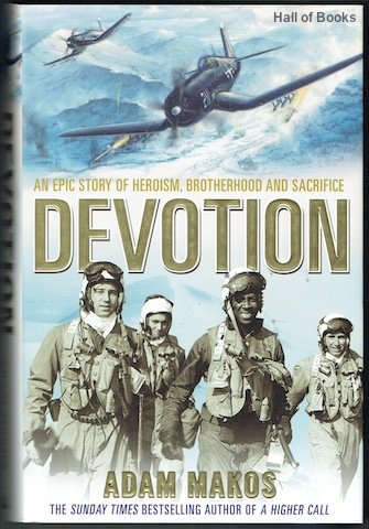 "Image for ""Devotion: An Epic Story Of Heroism, Botherhood And Sacrifice"""