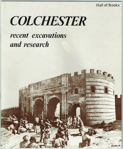Image for Colchester: Recent Excavations And Research