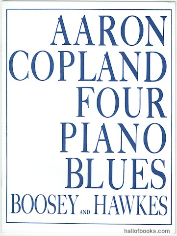 Image for Four Piano Blues