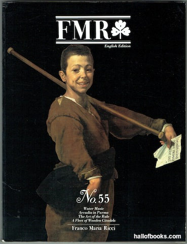 "Image for ""FMR International: English Edition No. 55, April 1992"""
