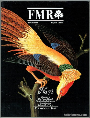 "Image for ""FMR International: English Edition No. 73, April 1995"""