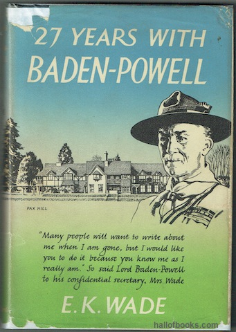 Image for 27 Years With Baden-Powell