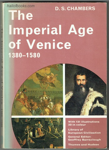 Image for The Imperial Age Of Venice 1380-1580