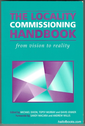 Image for The Locality Commissioning Handbook: From Vision To Reality