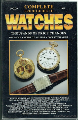 Image for Complete Price Guide To Watches No. 29. 2009