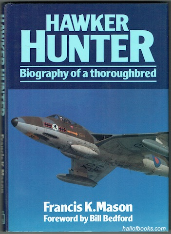 Image for Hawker Hunter: Biography Of A Thoroughbred