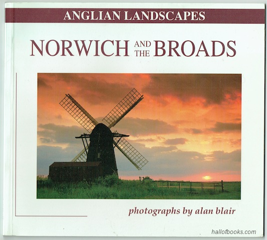 Image for Norwich And The Broads (Anglian Landscapes)