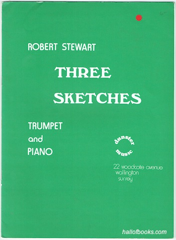 Image for Three Sketches: Trumpet and Piano