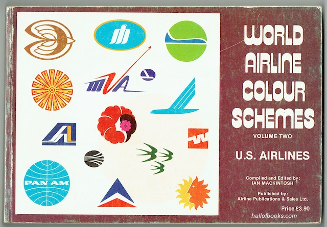 Image for World Airline Colour Schemes Volume Two: Airlines of the United States of America