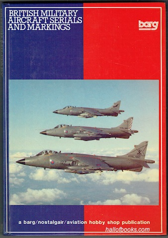 Image for British Military Aircraft Serials And Markings