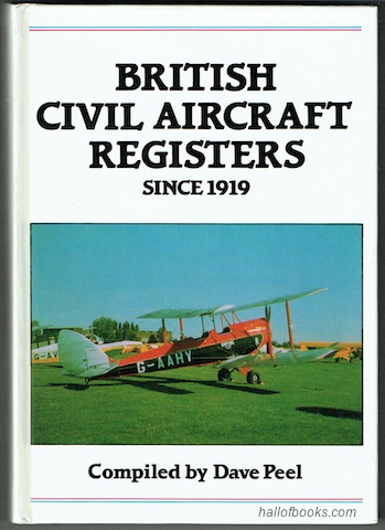 Image for British Civil Aircraft Registers Since 1919