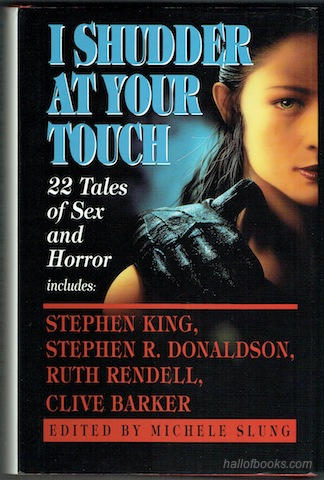 Image for I Shudder At Your Touch: 22 Tales of Sex and Horror