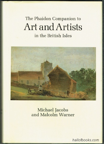 Image for The Phaidon Companion To Art And Artists Of The British Isles