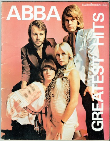 Image for ABBA: Greatest Hits. Piano and Vocal Score