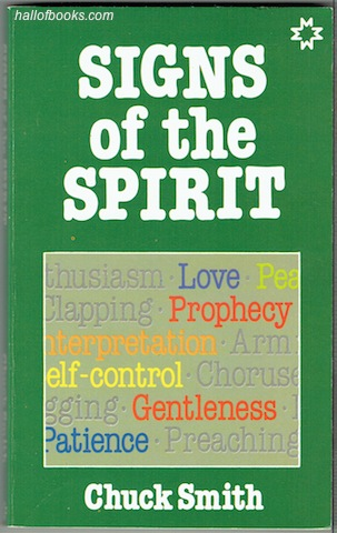 Image for Signs Of The Spirit