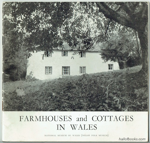 Image for Farmhouses And Cottages In Wales: A Picture Book
