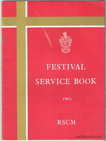 Image for Festival Service Book: Two