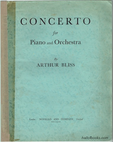 Image for Concerto for Piano and Orchestra: Piano Solo with Orchestra arranged for Second Piano
