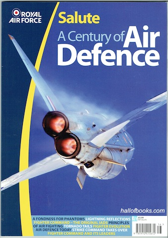Image for Salute: A Century Of Air Defence (Royal Air Force)