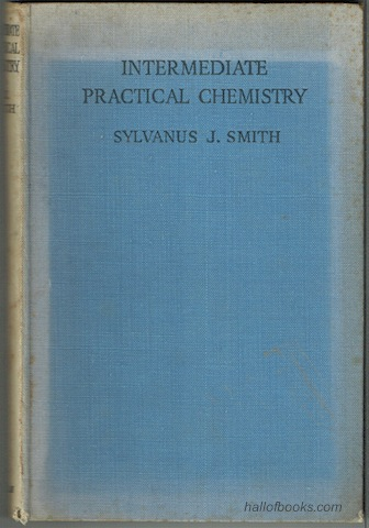 Image for Intermediate Practical Chemistry