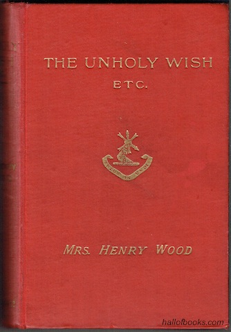 Image for The Unholy Wish And Other Stories
