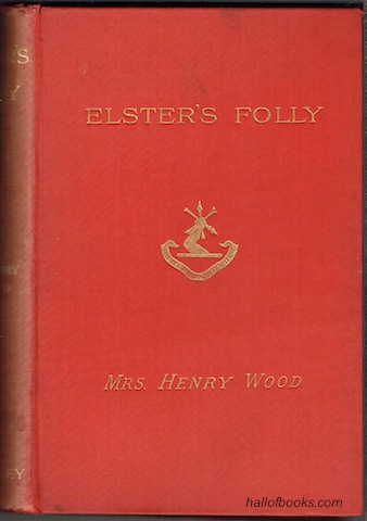 Image for Elster's Folly: A Novel