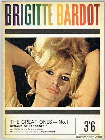 Image for Brigitte Bardot (The Great One - No. 1)