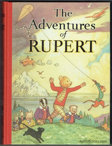 Image for The Adventures of Rupert (Rupert Annual 1939 - Facsimile Edition)