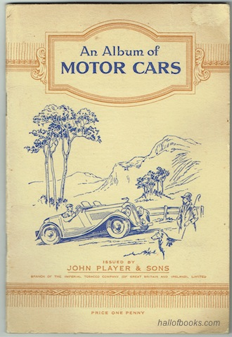 Image for An Album of Motor cars